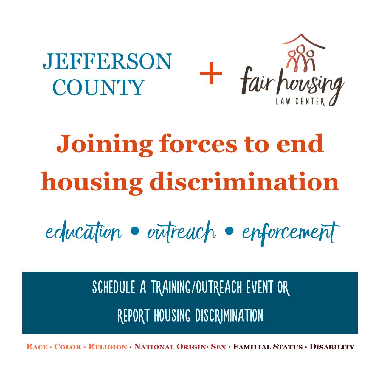 Jefferson County SPLS website ad