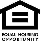 Equal Housing Opprtunity