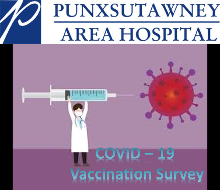Punxsutawney Area Hospital Survey